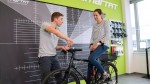 Radeinstellung E-Bike & Trekkingbike